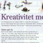 omtale af blogger og forfatter Tina Dalbøge