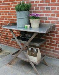 Plante- og bakkebord