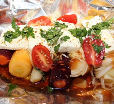 gulerødder i ovnen