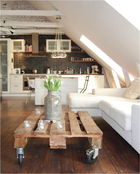Billige møbelhjul til at skrue under møbler, paller, bogkasser og ...