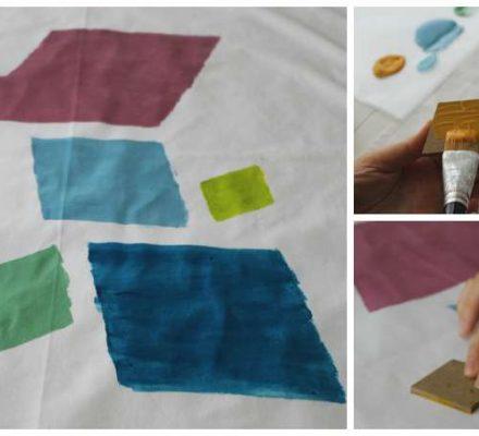 tekstiltryk og print med pude