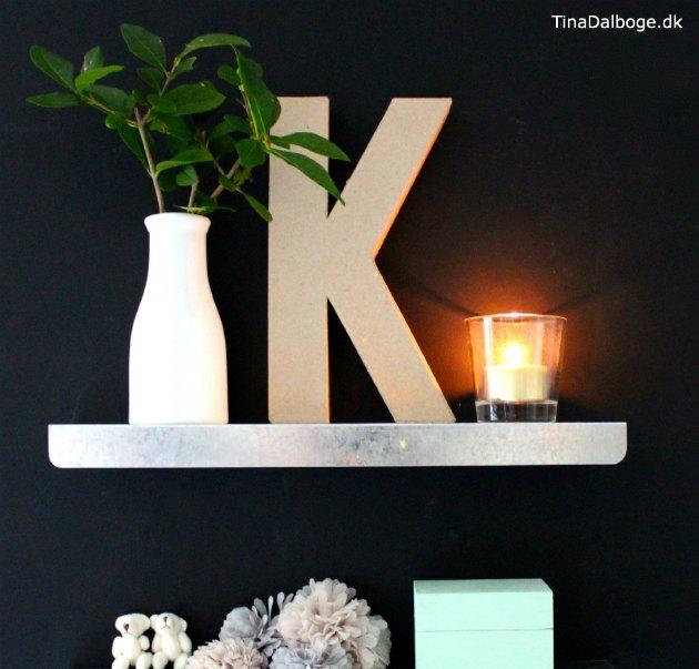 store bogstaver der kan bruges i boligindretning