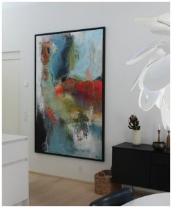 stort-akrylmaleri-af-pia-boe-boligstylist-tina-dalboege