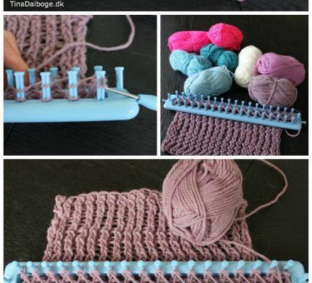strikkevæv sådan kan du strikke selvom du ikke kan strikke