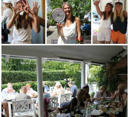 studenterfest og studentergilde - få idéer til kage, frokost og andre opskrifter på Tina Dalbøges kreative blog