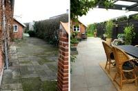 Se projektet med den nye terrasse