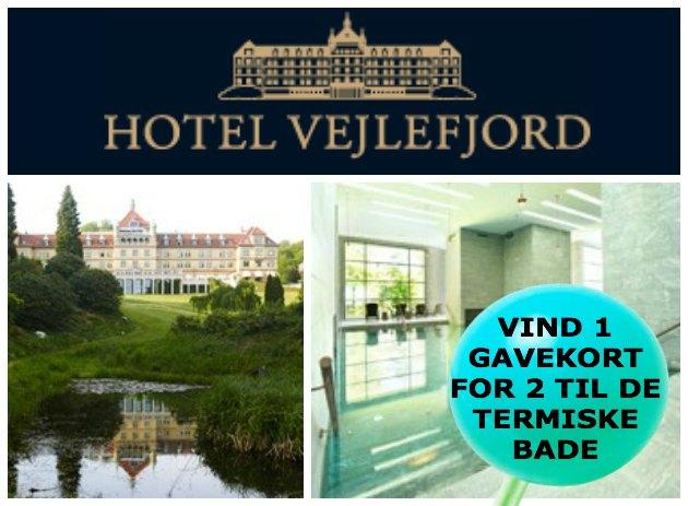 wellness ophold Hotel VejleFjord