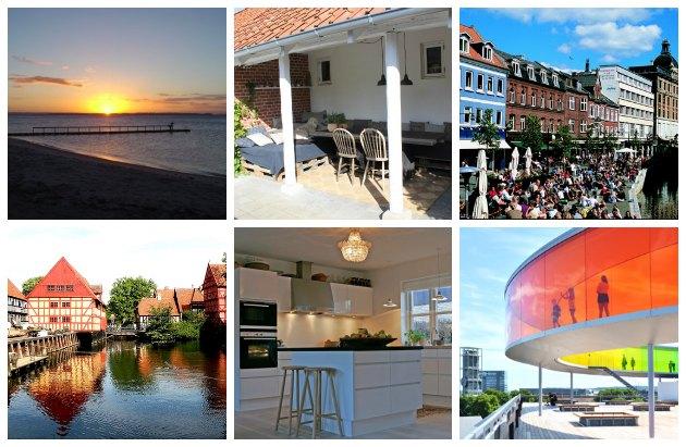 Bytte bolig Risskov v. Aarhus Tina Dalbøge