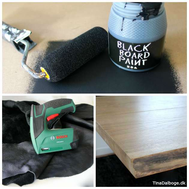 Hvordan kan man fornye sit gamle skrivebord