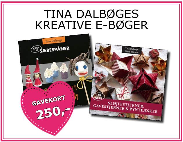 Tina Dalbøges E-bøger