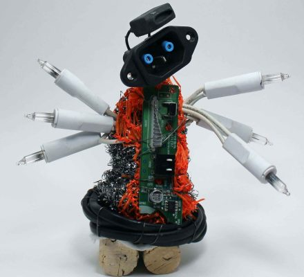 remida - robot at genbrugsting