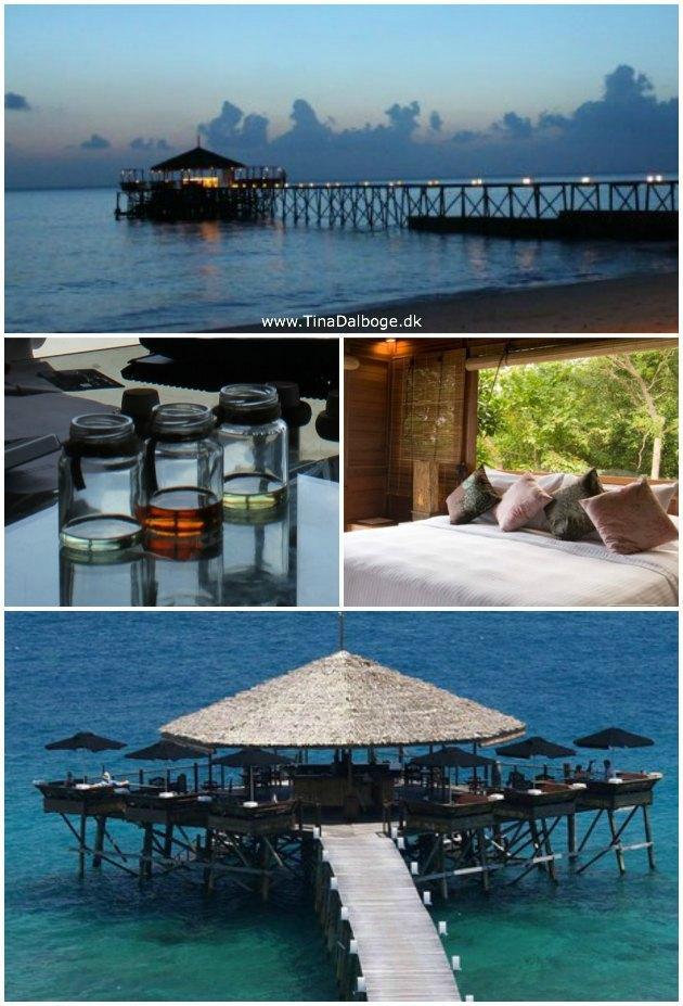 romantisk feriested i Malaysia