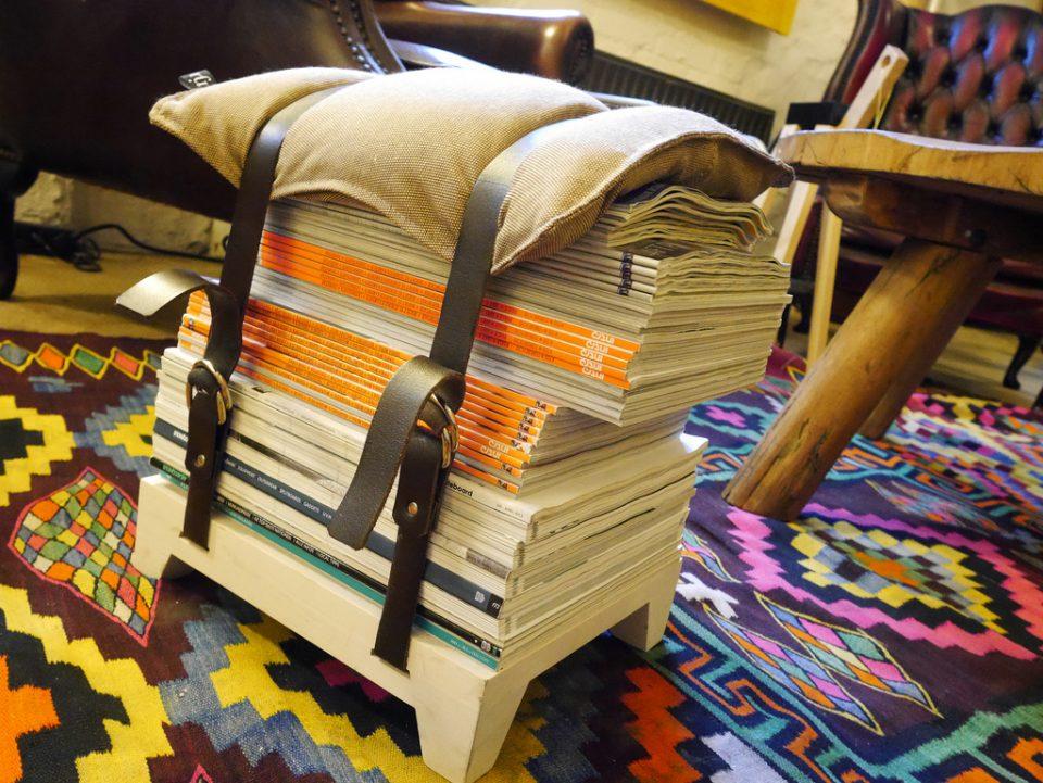 blade og magasiner med bælte omkring st-pauli-hamburg