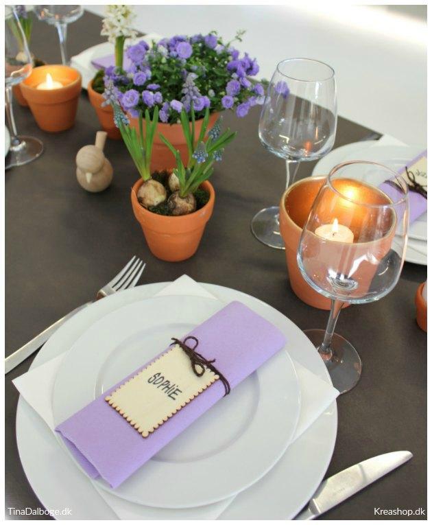 bordkort til fest og konfirmation når det er forår tinadalboge kreashop