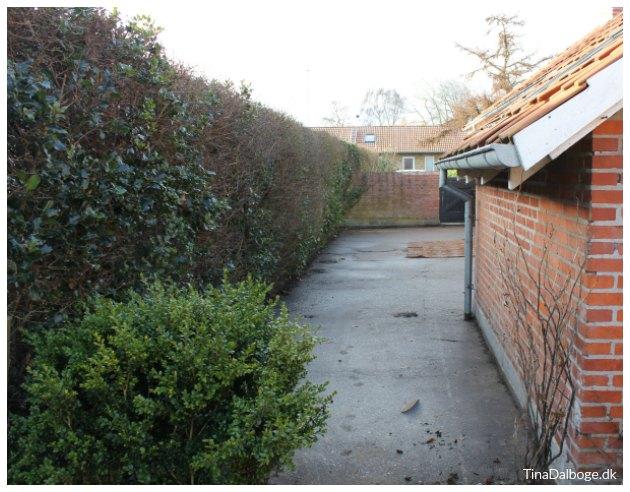 før billede af terrasse og gårdhave