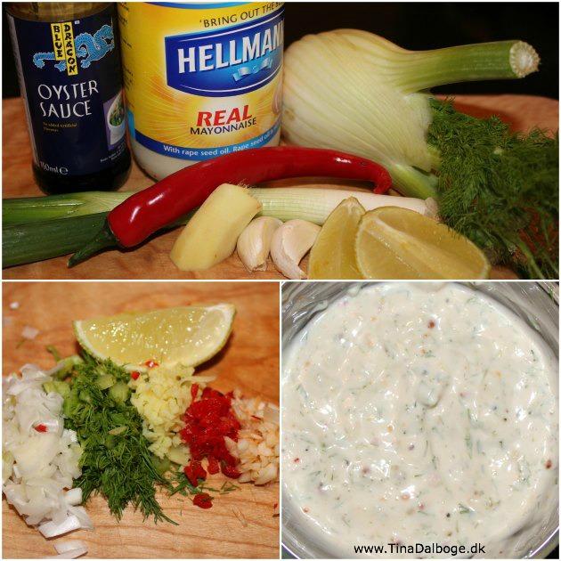 opskrift på hjemmelavet mayonaise