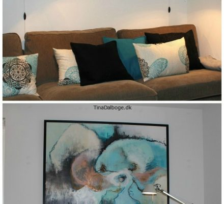 lamper der kan hænges på væggen