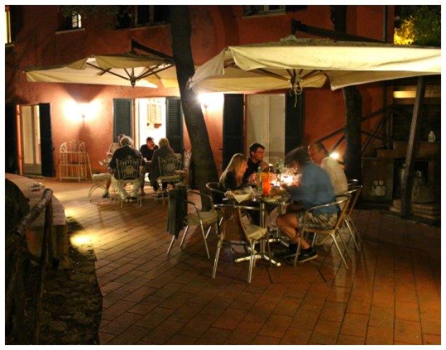 italien rejsebeskrivelser bed and breakfast Villa Staderini