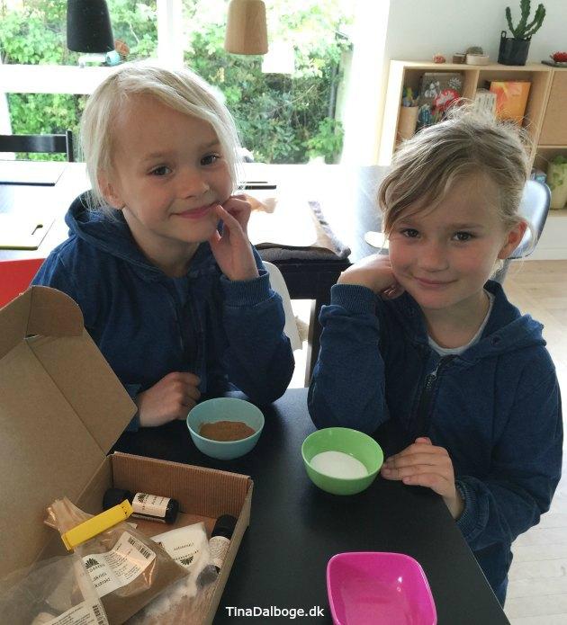 kreativ ide børn kan lave bolsjefremstilling