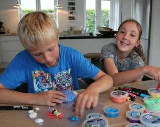 kreative ideer børn kan lave