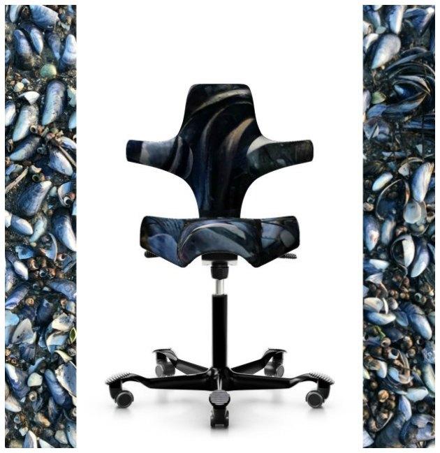Sidste nye Konkurrence - Design din egen HÅG Capisco kontorstol - Tinadalbøge FQ-76