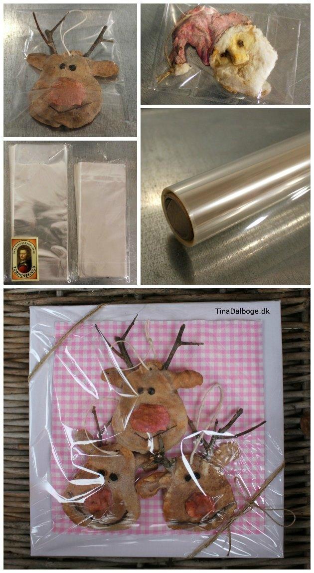 små kreative hjemmelavede værtindegaver lavet af billige materialer