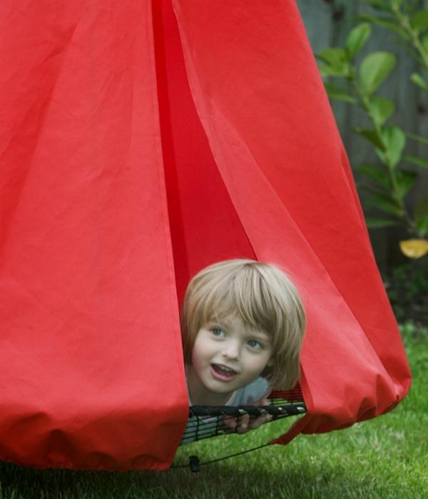 telt til sansegynge fra kreahobshop