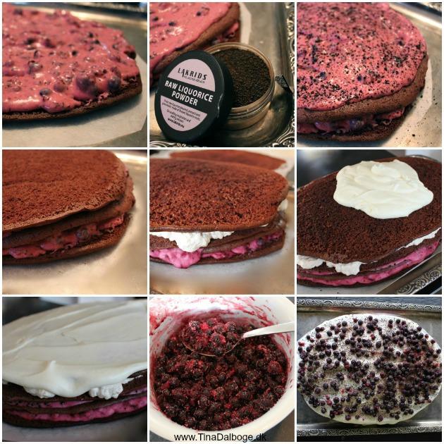 sådan laver du en lækker kage